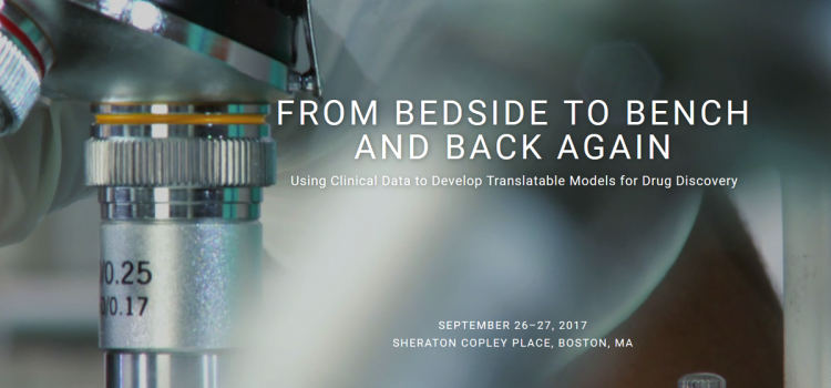 Inaugural Charles River World Congress on Animal Models in Drug Discovery & Development